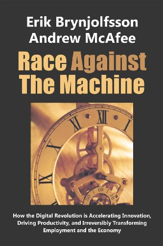 Race Against the MacHine   2011 edition cover