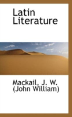 Latin Literature  N/A 9781113159113 Front Cover