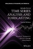 Introduction to Time Series Analysis and Forecasting  2nd 2015 edition cover