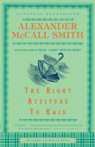 Right Attitude to Rain  N/A 9781400077113 Front Cover