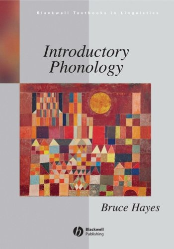 Introductory Phonology   2008 edition cover