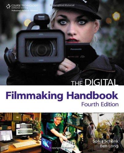 Digital Filmmaking Handbook  4th 2012 edition cover
