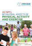 ACSM's Behavioral Aspects of Physical Activity and Exercise   2014 edition cover