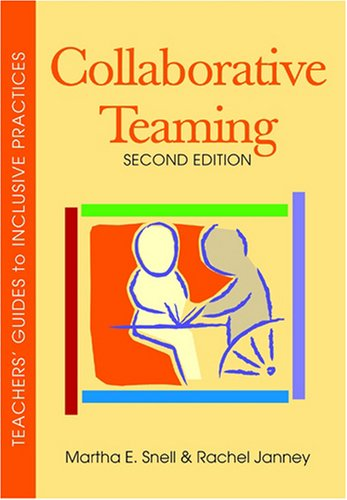 Collaborative Teaming  2nd 2005 edition cover