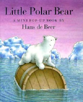 Little Polar Bear   1997 (Mini Edition) 9781558587113 Front Cover