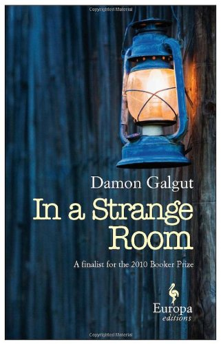 In a Strange Room   2010 edition cover