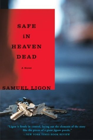 Safe in Heaven Dead A Novel N/A 9780060099114 Front Cover