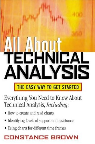 All about Technical Analysis The Easy Way to Get Started  2003 9780071385114 Front Cover