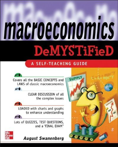 Macroeconomics Demystified   2006 edition cover