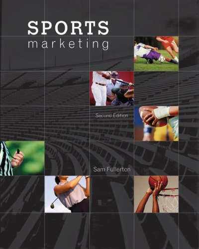Sports Marketing  2nd 2010 edition cover