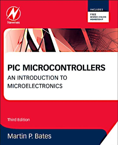PIC Microcontrollers An Introduction to Microelectronics 3rd 2011 edition cover