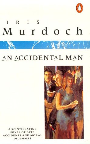 Accidental Man   1973 edition cover