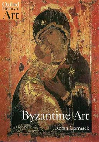 Byzantine Art   2000 9780192842114 Front Cover