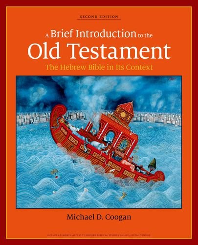 Brief Introduction to the Old Testament The Hebrew Bible in Its Context 2nd 2012 edition cover