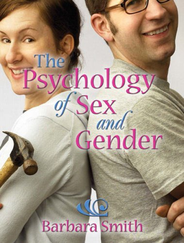 Psychology of Sex and Gender   2007 9780205393114 Front Cover