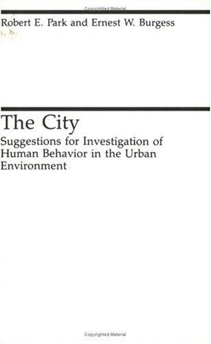 City   1967 (Reprint) edition cover