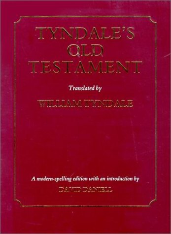 Tyndale's Old Testament   1992 edition cover