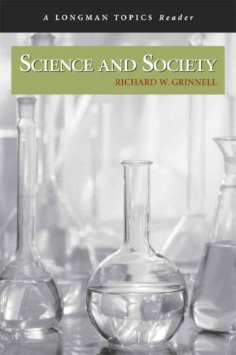Science and Society   2007 edition cover