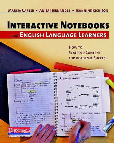 Interactive Notebooks and English Language Learners How to Scaffold Content for Academic Success  2009 edition cover