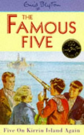Five on Kirrin Island Again (Famous Five) N/A edition cover