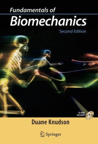 Fundamentals of Biomechanics  2nd 2007 (Revised) edition cover