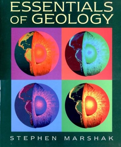 Essentials of Geology   2003 edition cover