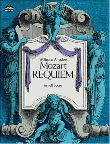 Requiem in Full Score  N/A edition cover