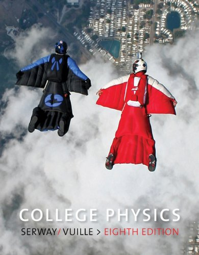 College Physics  8th 2009 9780495556114 Front Cover