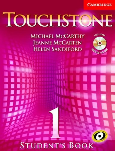 Touchstone Level 1   2005 (Student Manual, Study Guide, etc.) edition cover