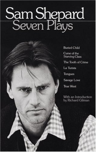 Sam Shepard Seven Plays  1998 9780553346114 Front Cover