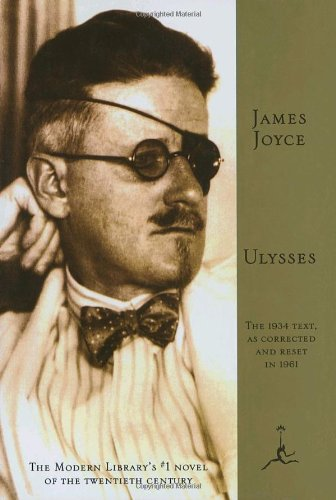 Ulysses  N/A edition cover