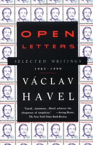 Open Letters Selected Writings, 1965-1990 N/A edition cover