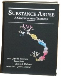Substance Abuse A Comprehensive Textbook 2nd 1992 9780683052114 Front Cover