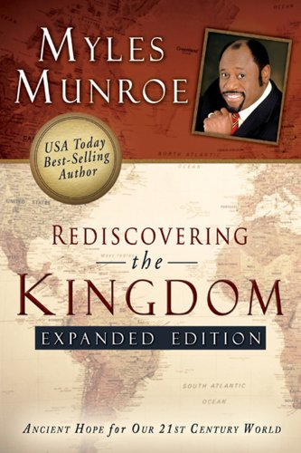 Rediscovering the Kingdom Expanded Edition  N/A edition cover