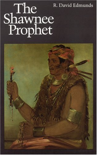 Shawnee Prophet  N/A edition cover