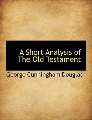 Short Analysis of the Old Testament N/A 9781115116114 Front Cover