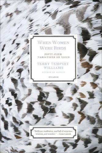 When Women Were Birds Fifty-Four Variations on Voice  2013 edition cover
