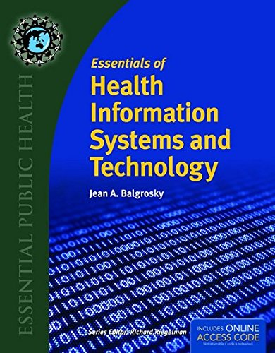 Essentials of Health Information Systems and Technology   2015 edition cover