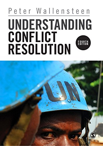 Understanding Conflict Resolution  4th 2015 edition cover