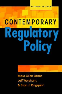 Contemporary Regulatory Policy 2nd Edition 2nd 2006 edition cover