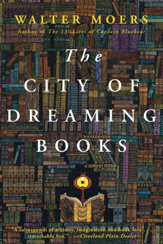 City of Dreaming Books  N/A edition cover