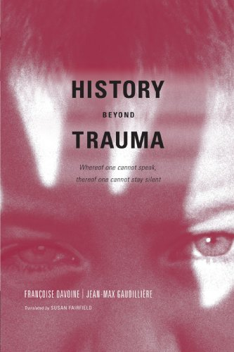 History Beyond Trauma   2004 edition cover