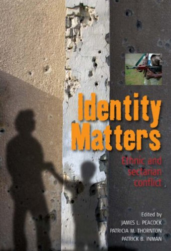 Identity Matters Ethnic and Sectarian Conflict  2007 edition cover