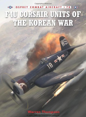 F4U Corsair Units of the Korean War   2009 9781846034114 Front Cover