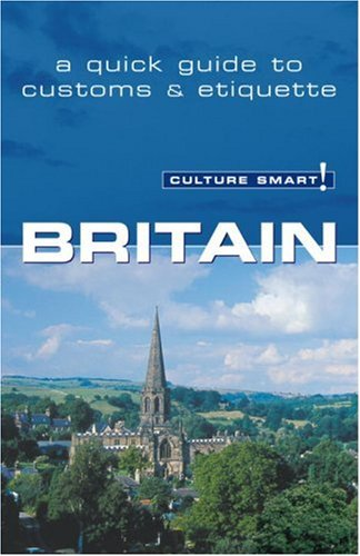 Britain A Quick Guide to Customs and Etiquette  2003 edition cover