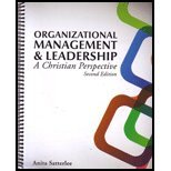 ORGANIZATIONAL MANAGEMENT+LEAD N/A edition cover