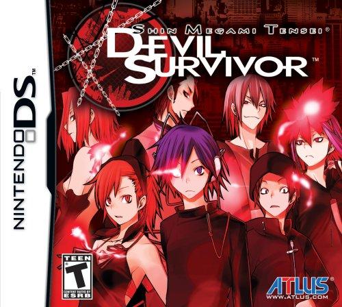 Shin Megami Tensei: Devil Survivor - Nintendo DS Nintendo DS artwork