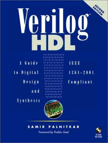 Verilog HDL  2nd 2003 (Revised) edition cover