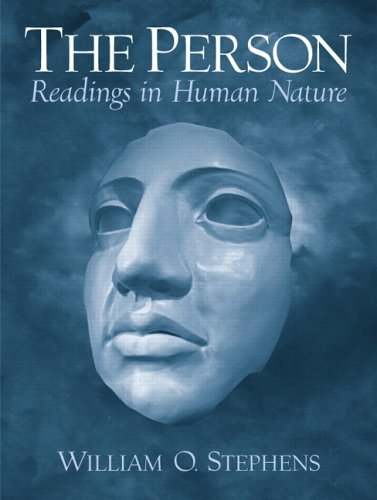Person Readings in Human Nature  2006 edition cover