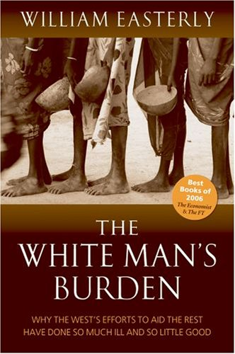 The White Man's Burden N/A edition cover